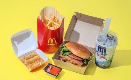 McDonald's: 2010 calorías