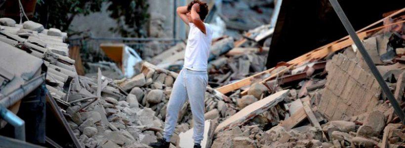 que es un terremoto